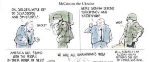 mccain ukraine