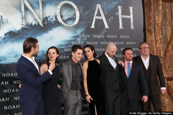 7 of the Worst Mistakes in the Movie 'Noah' — Charisma News