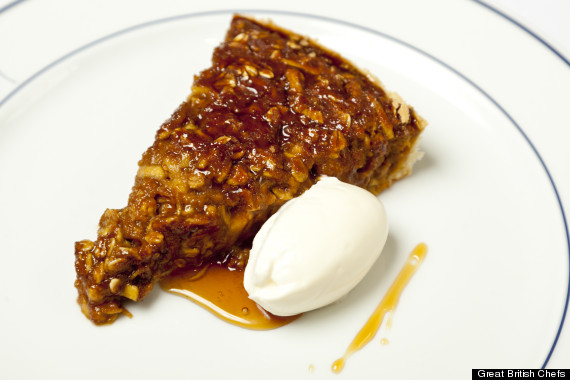 honey and stout tart