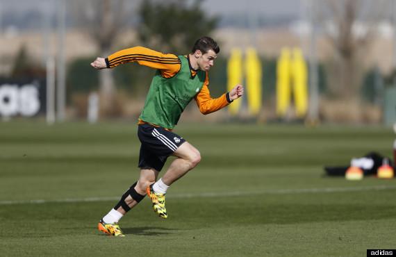 Adidas F50 2014 Gareth Bale