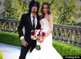 Nikki Sixx Marries 28-Year-Old Model