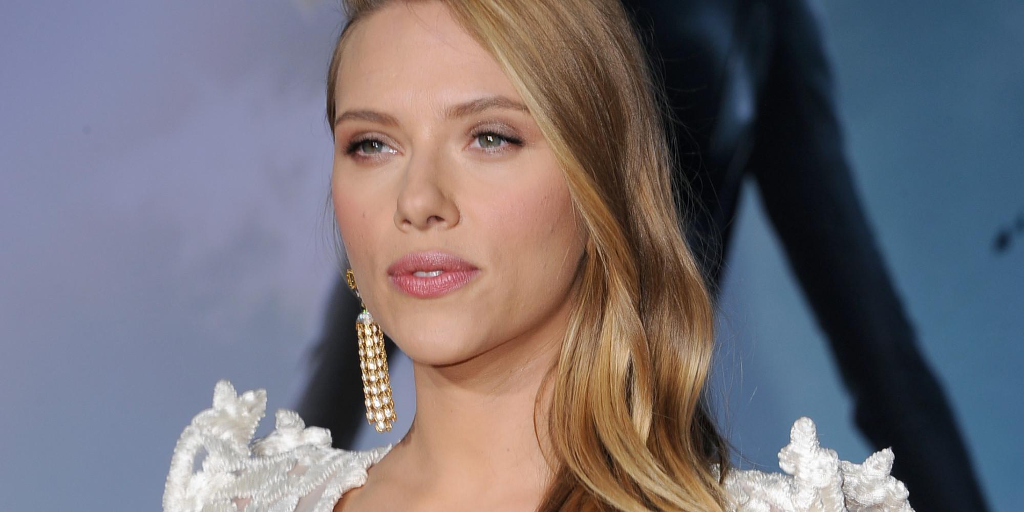 Scarlett johansson 2014 all full hot scenes latest - 1 part 8