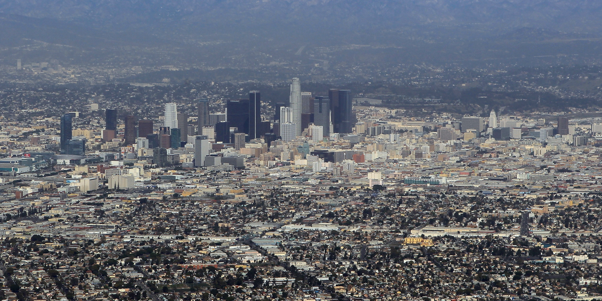 Los Angeles Residents Wake Up To Strong Earthquake