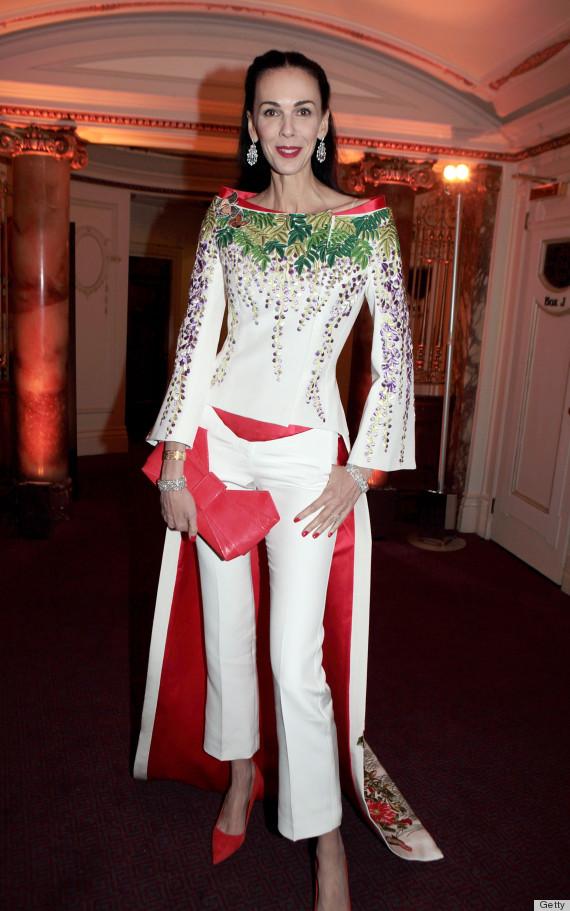 Fashion Designer L'Wren Scott Found Dead In NYC Apartment ...