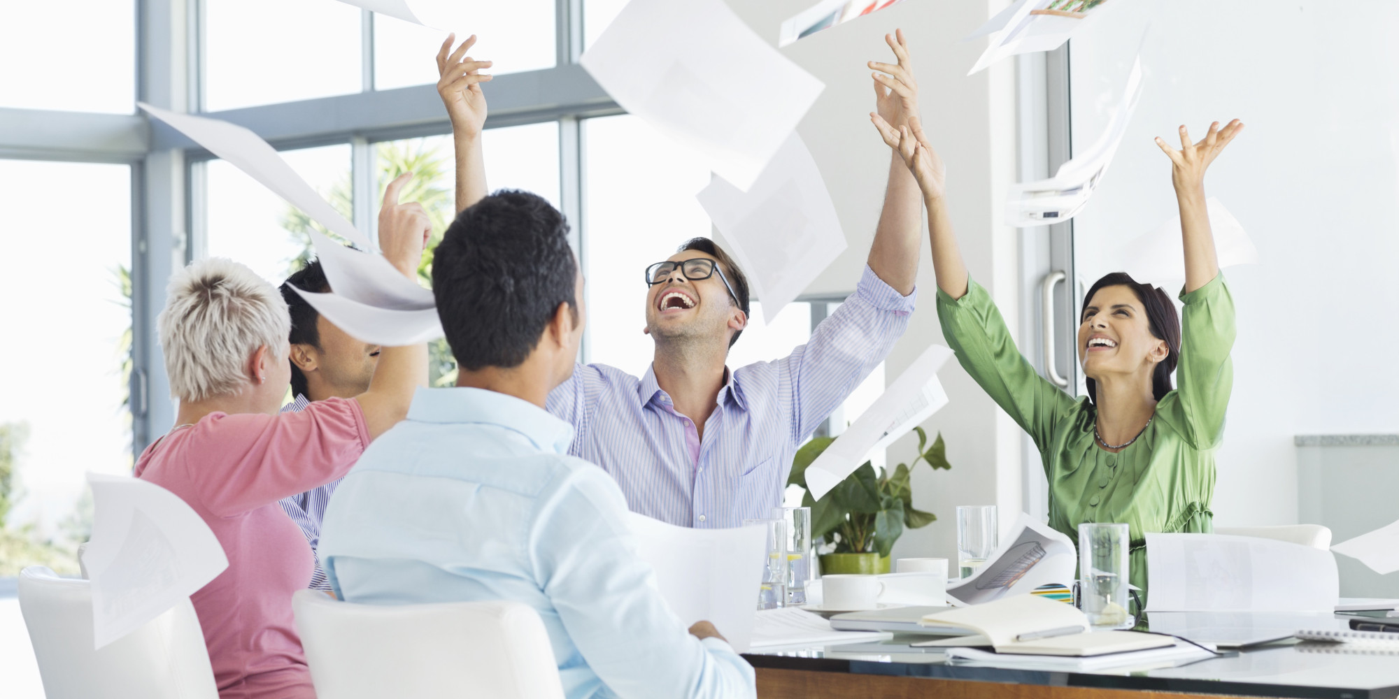ways to create a thriving workplace the huffington post