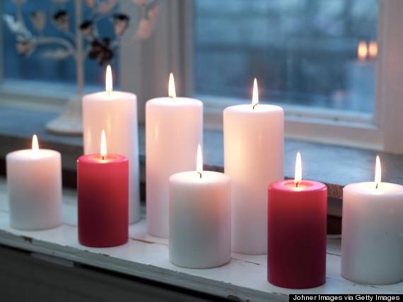 sweden candle