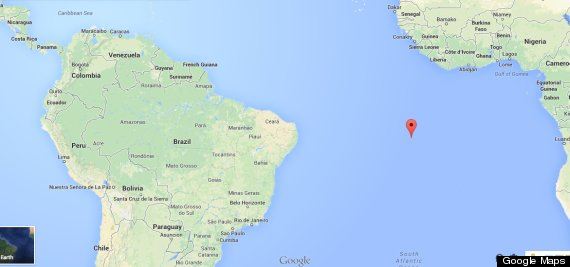 ascension islands