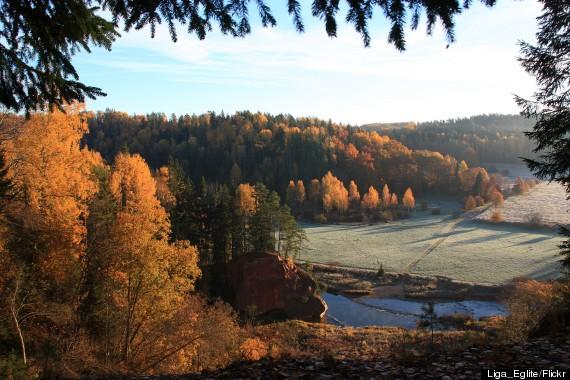 latvia wilderness