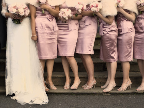 5 Reasons Being A Bridesmaid Is The <del>Worst</del> Best
