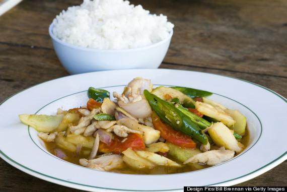 thailand dinner