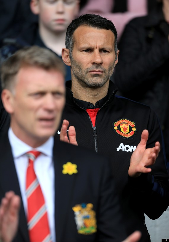 ryan giggs david moyes