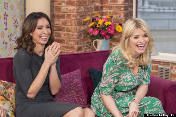 holly willoughby christine bleakley