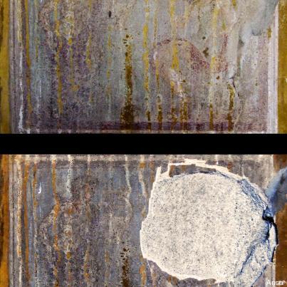 pompei affresco