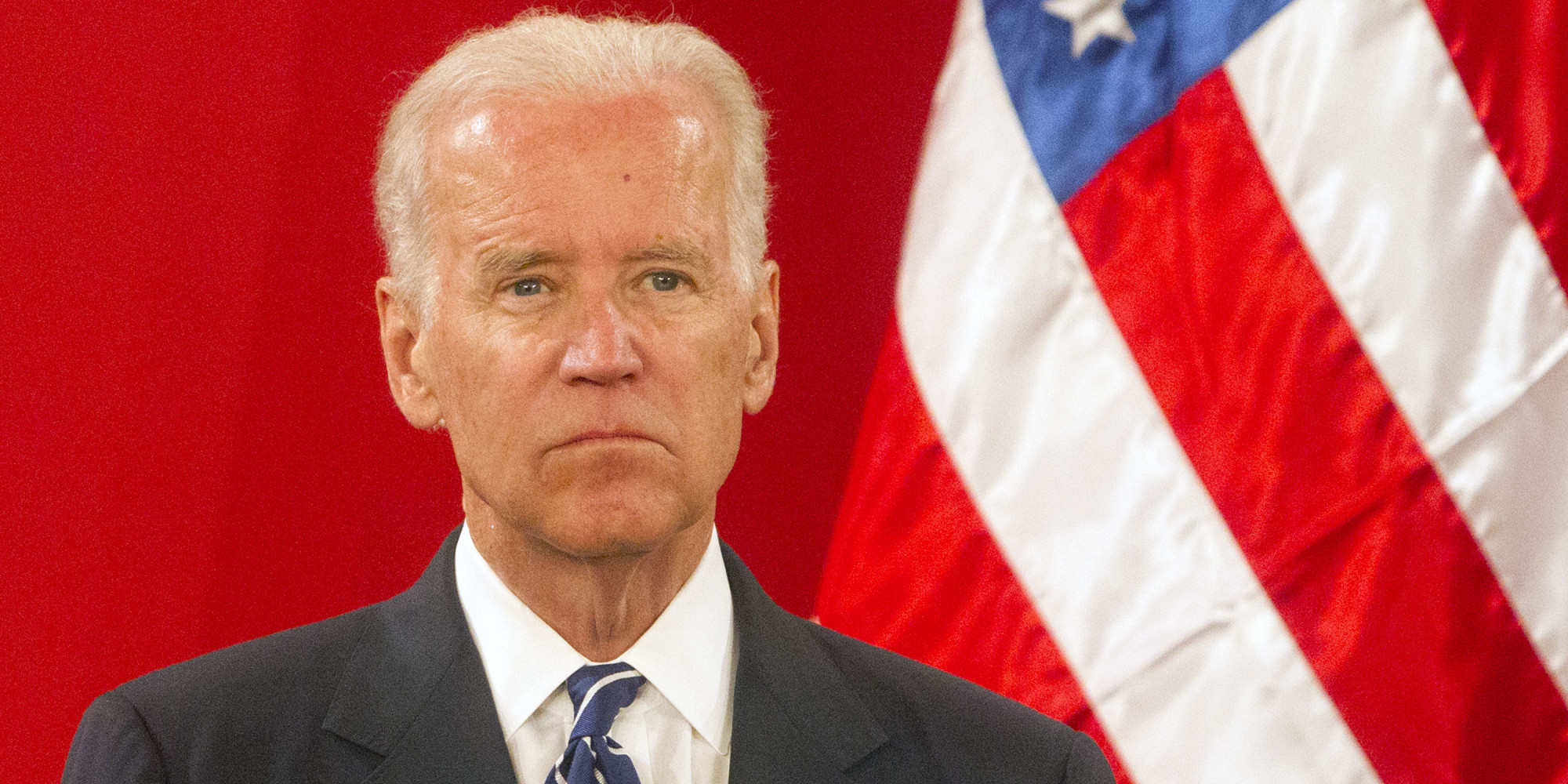 Joe Biden Used to Swim Naked in Front of Embarrassed