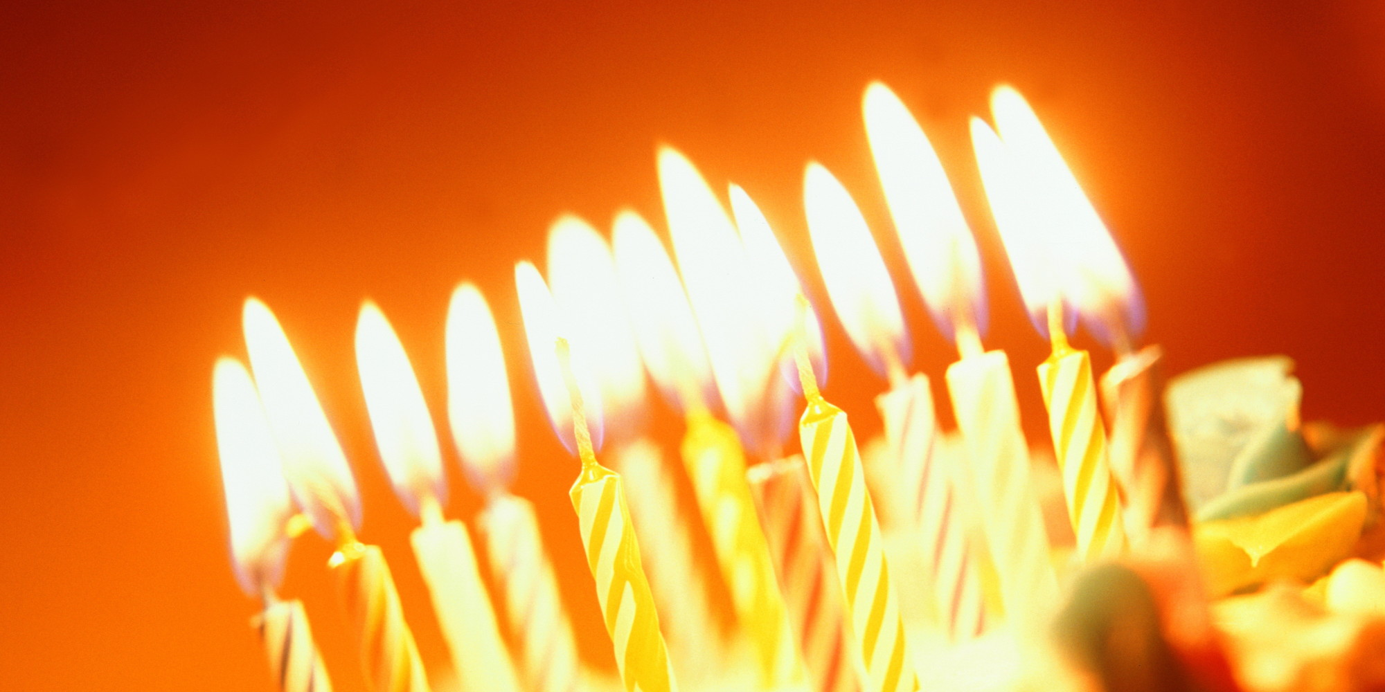 Image Birthday Cake With Lots Of Candles : What I ve Learned About Living Life To The Fullest As I ...