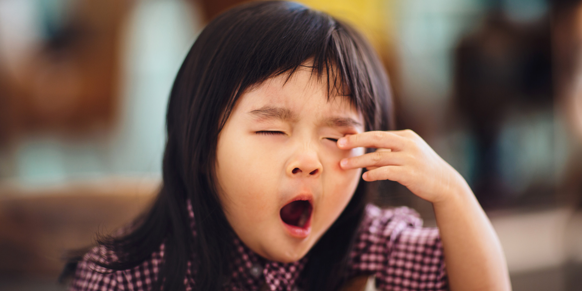 Contagious Yawning Dec... Girl Yawn Clipart