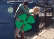Couple Caught Having Sex In Broad Daylight Near Dumpsters (NSFW VIDEO)