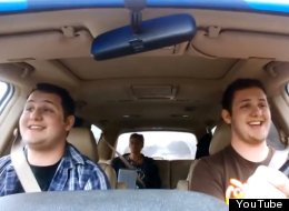 Parents' Perfect Lip Sync Of 'Love Is An Open Door' - The Parody Versions