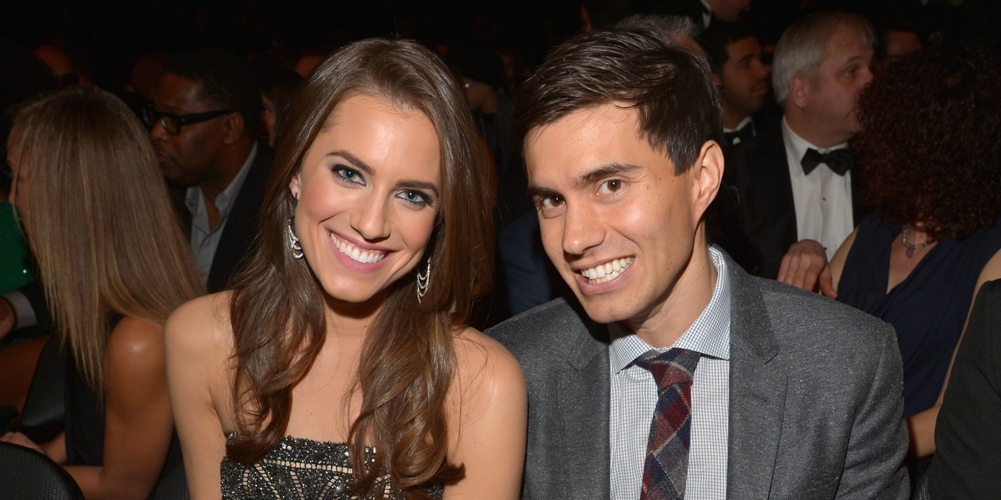 why allison williams is in no rush to plan her wedding