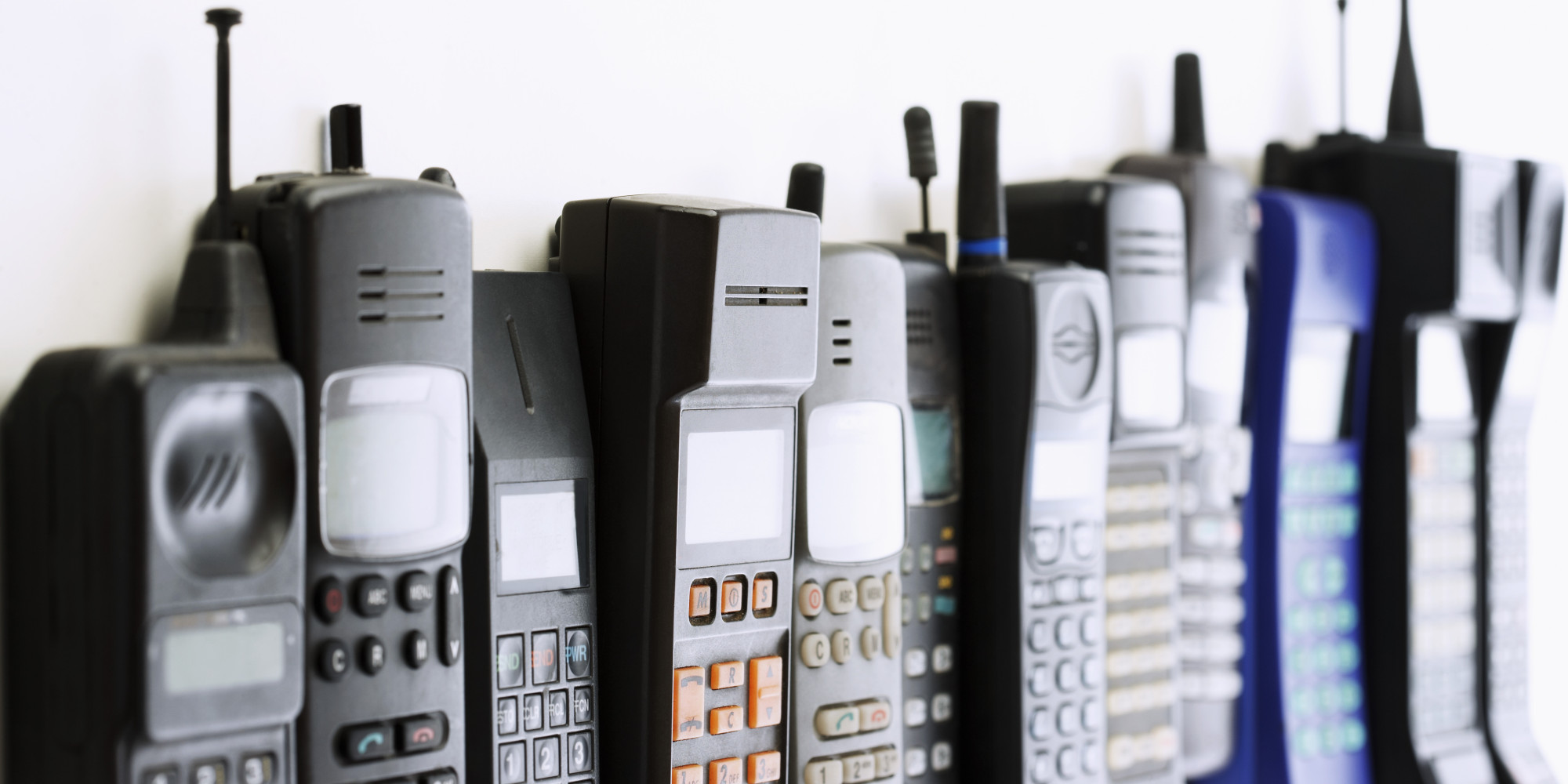 What cell phones used to look like gaming technology - Mobel used look ...