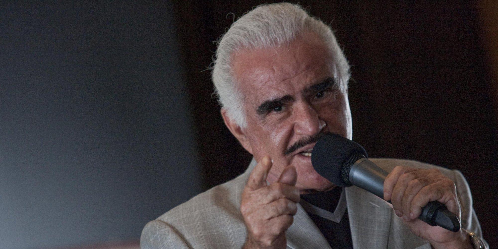 Vicente Fernandez 2014...