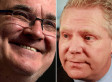 Jim Flaherty Gets A Warm Send-Off From Rob Ford And Doug Ford