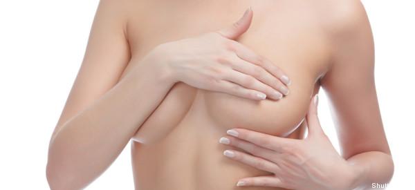 Der Liquor in der Brust nach mammoplastiki