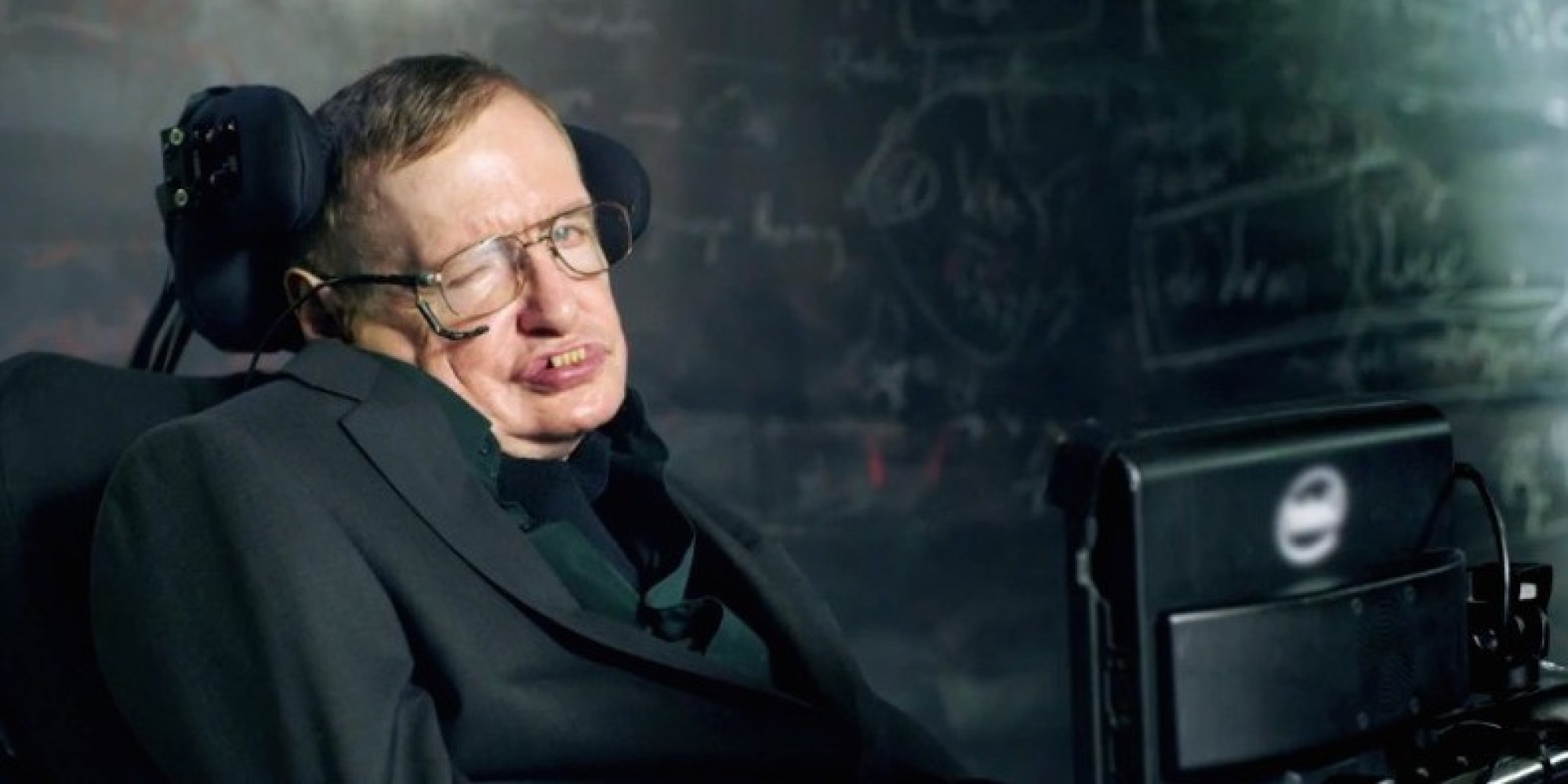 Stephen Hawking On Space Exploration: 'Boldly Go Where No ... Stephen Hawking