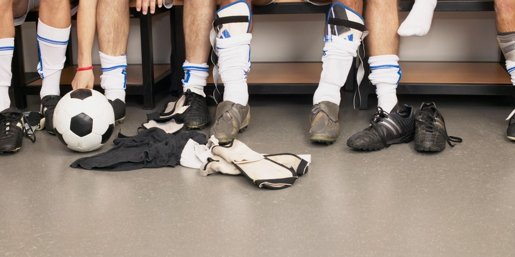 Спортсмены с пенисами 4 фотография