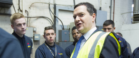 GEORGE OSBORNE APPRENTICES