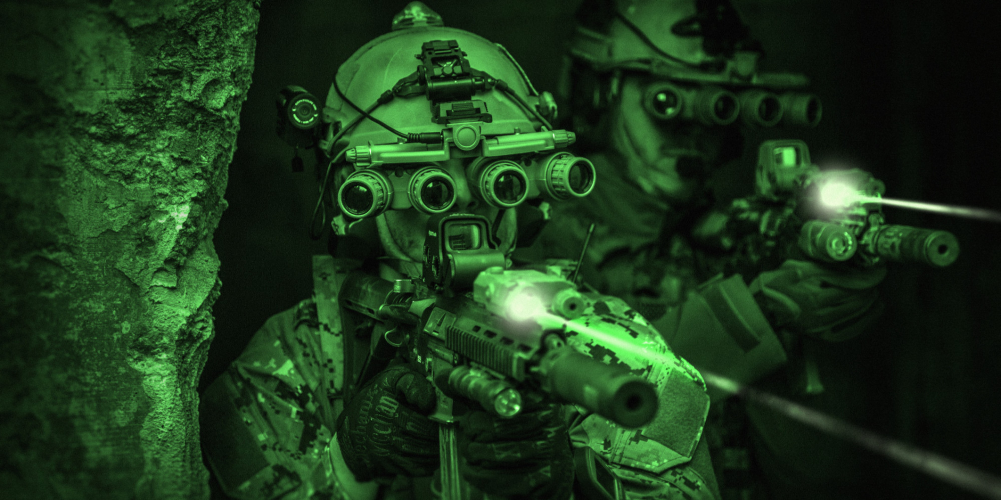 Night-Vision Contact Lenses That Use Infared Technology ...