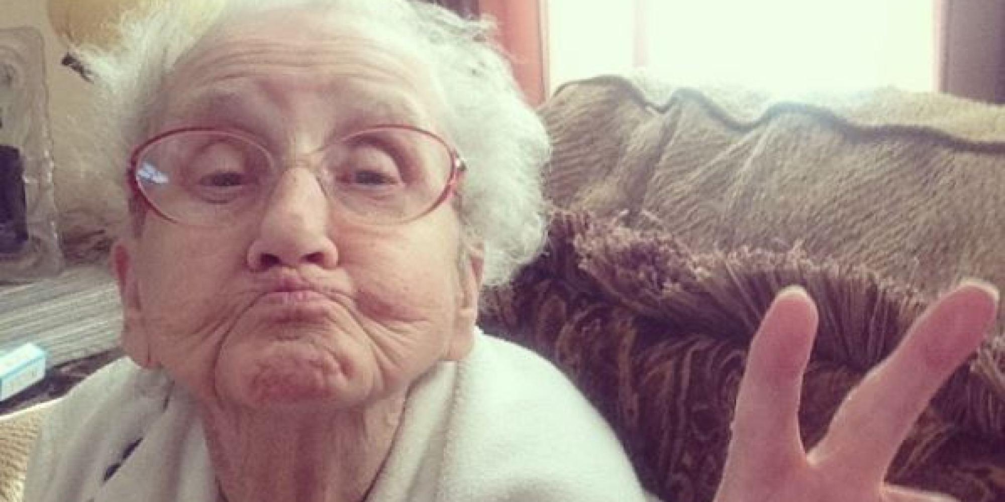 Старая бабка фото 29 фотография
