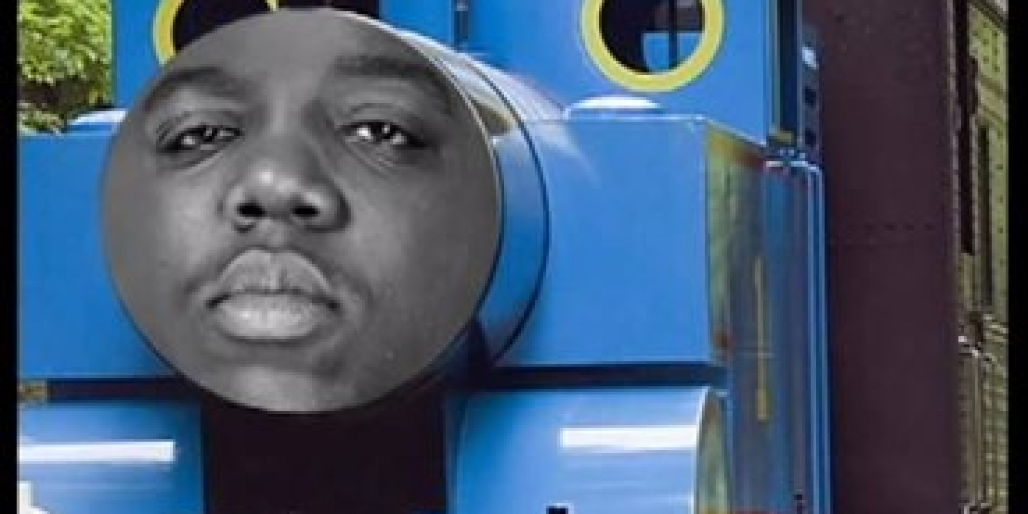 Thomas the tank engine black characters