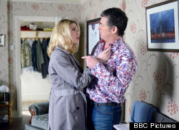 'EastEnders': Will Alfie Accept Nicole's Indecent Proposal?