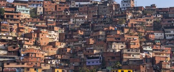 VENEZUELA SLUMS