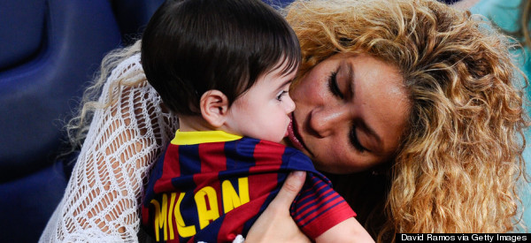 WATCH: Shakira's 1-Year-Old Son Shows Off Impressive Drumming Skills