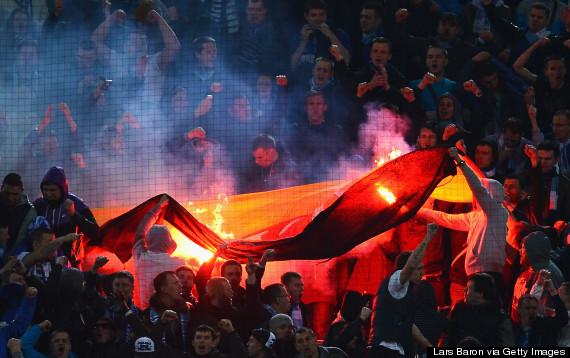 zenit german flag