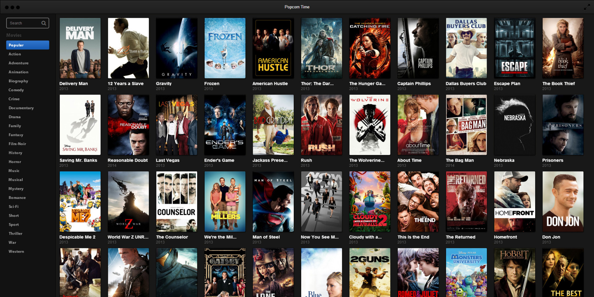 Popcorn Time May Make Pirating Movies With Torrents Easy ...