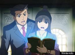 REVIEW: Professor Layton Vs Phoenix Wright: Ace Attorney