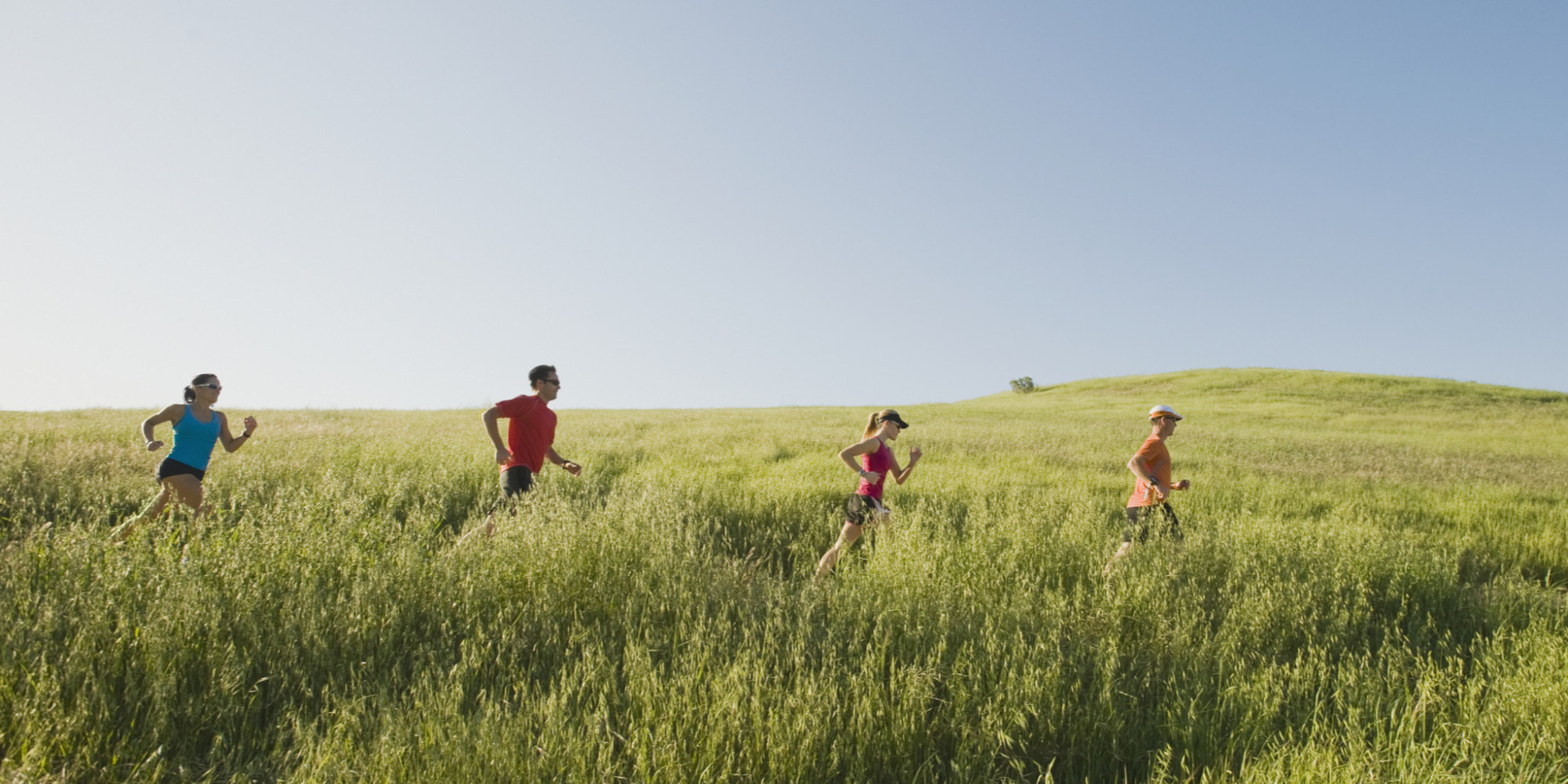 how to exercise outside with spring allergies