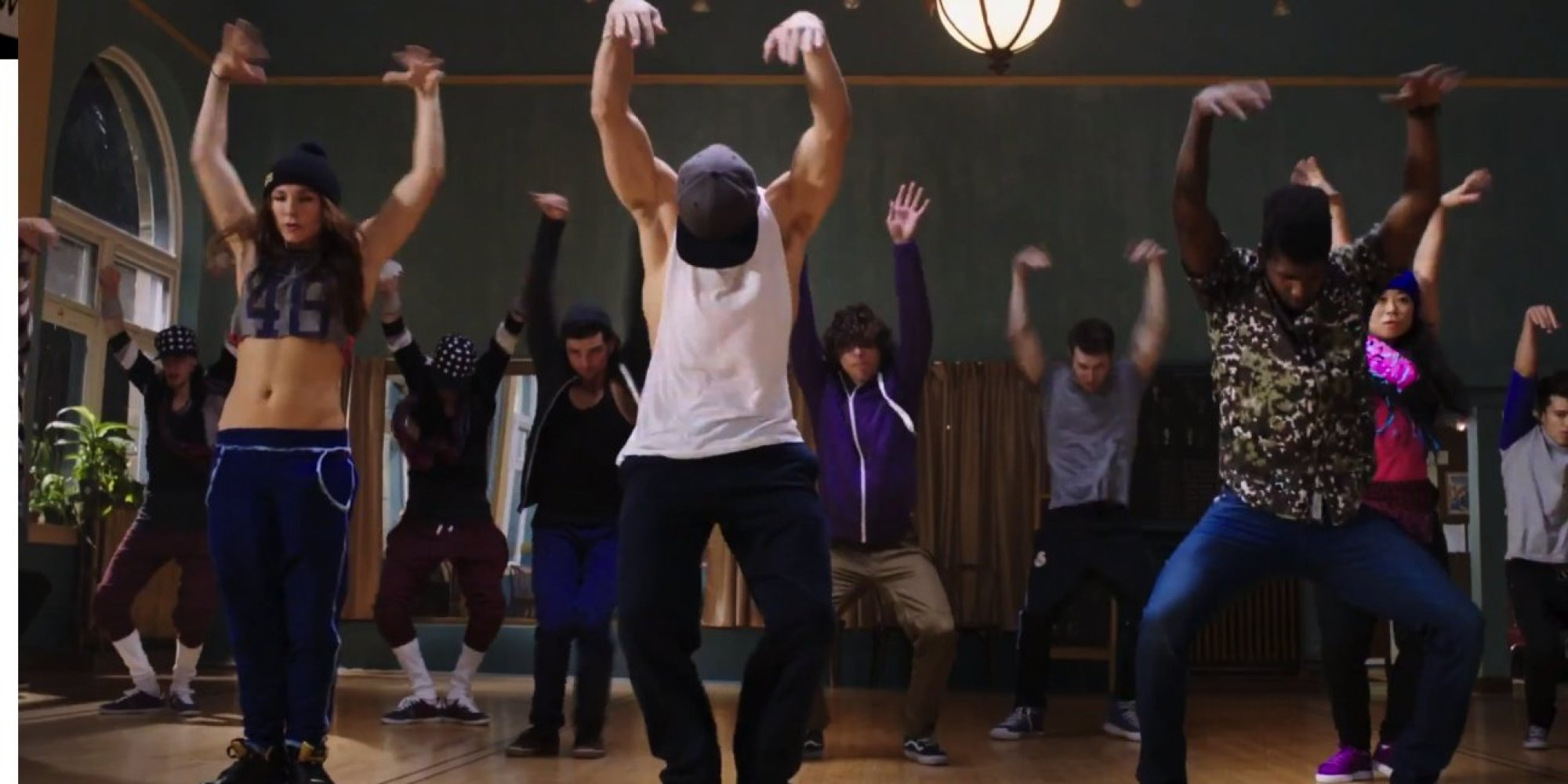 u0026 39 step up  all in u0026 39  trailer  5th movie takes it to las vegas