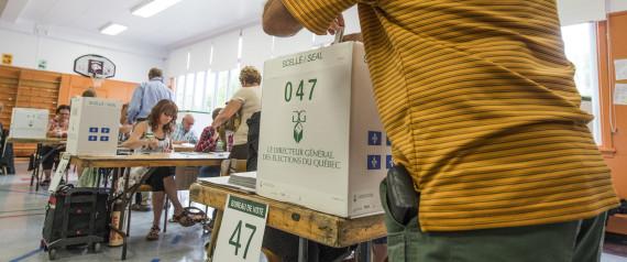 QUEBEC VOTERS
