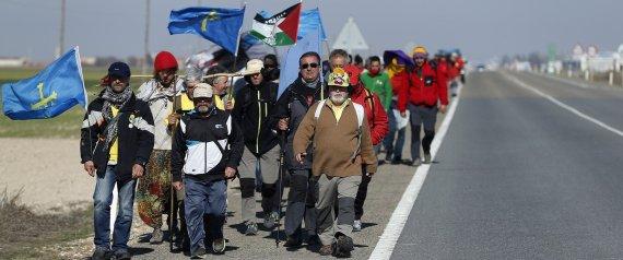marchas dignidad 22m