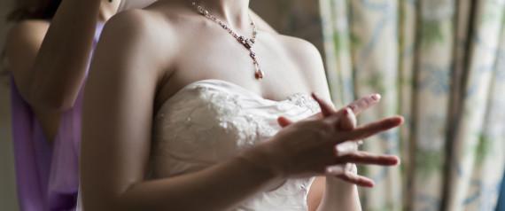 BRIDE NERVOUS
