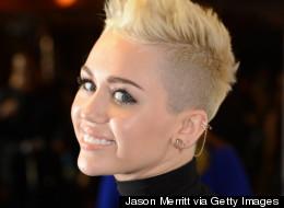Miley Posts Photo Of Her Horrendous Sunburn