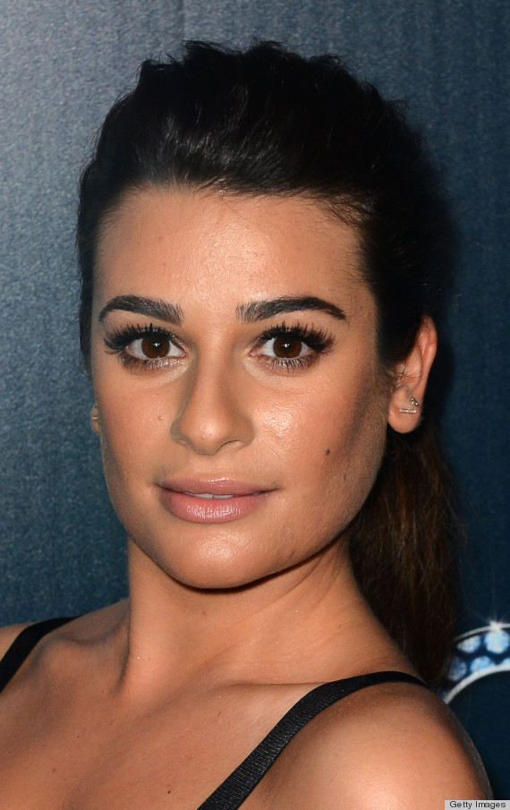 Celebrities Show Us How NOT To Wear Eyeshadow On This Week