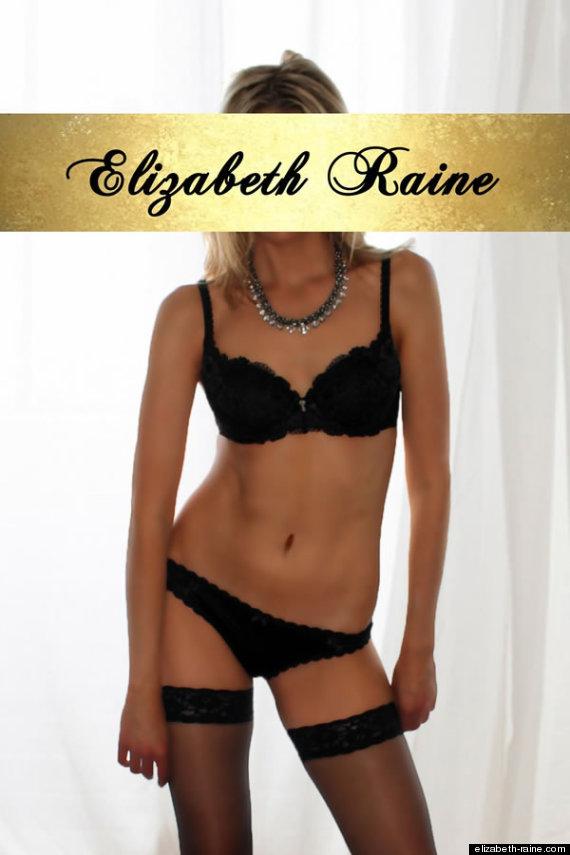elizabeth raine lingerie