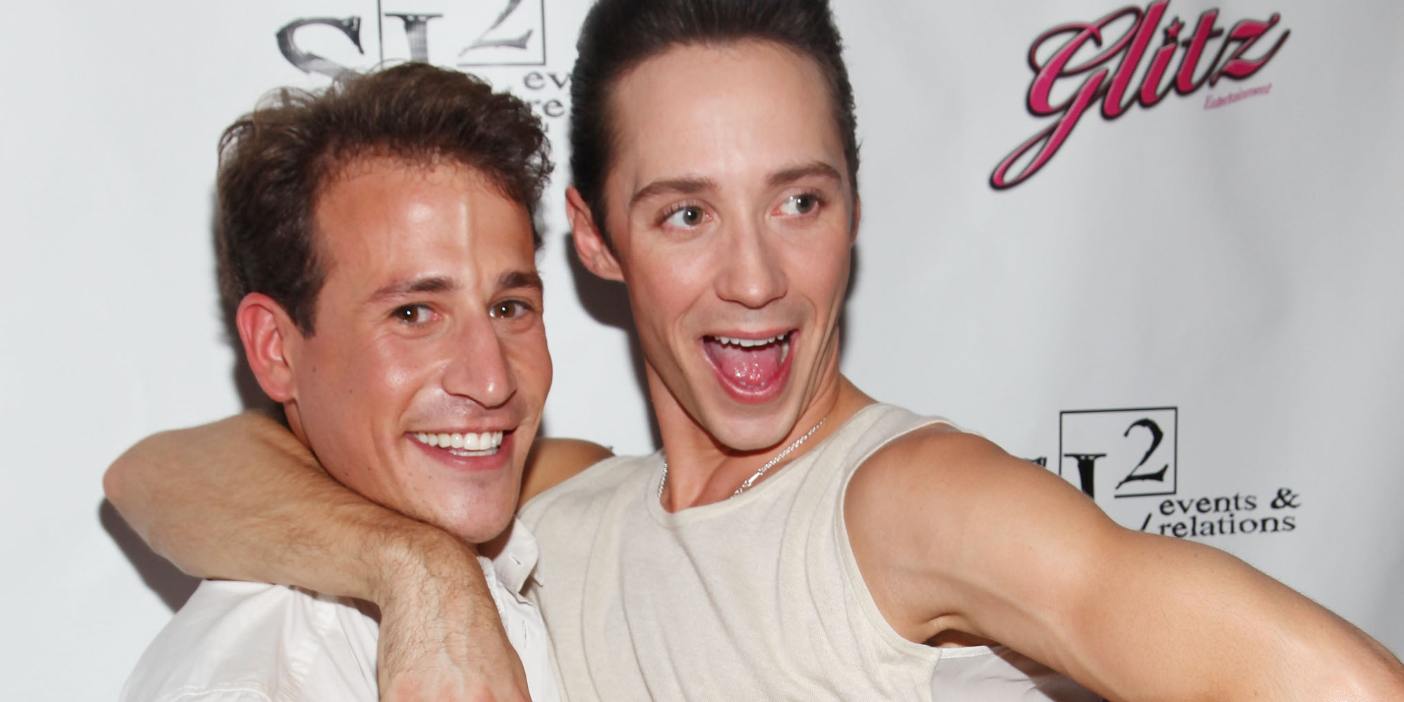 Johnny Weir es gay