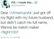 Woman Tweets To Find Man She Met On A Plane, Modern-Day Fairytale Unfolds