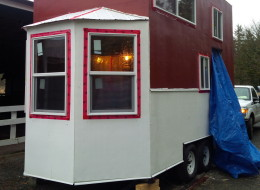 tiny house on wheels abbotsford